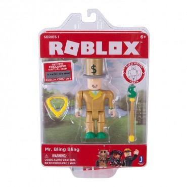 ROBLOX Mr. Bling Bling