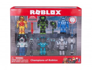 ROBLOX Champions of Roblox