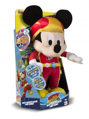 Plus Mickey Roadster Racers cu func