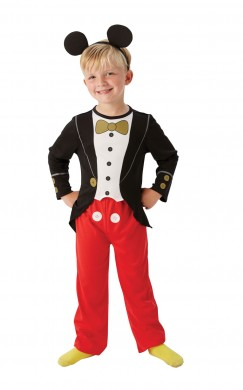 Costum clasic Mickey Mouse - M