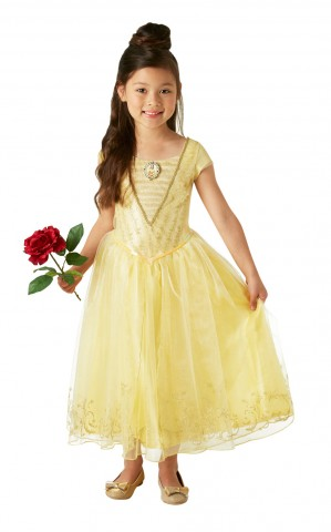 Costum Disney Deluxe Belle L