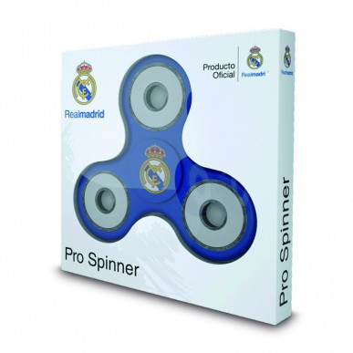 Spinner - Real Madrid Blue