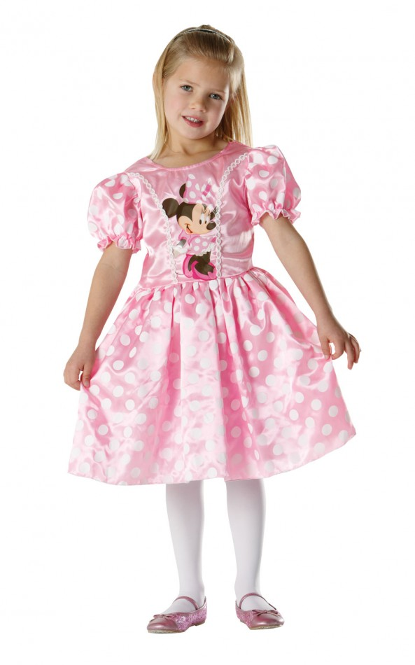 COSTUM Minnie - ROZ L