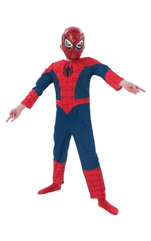 Spiderman Deluxe M
