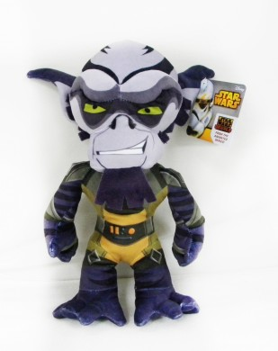 SW Rebels Plus Zeb 25cm