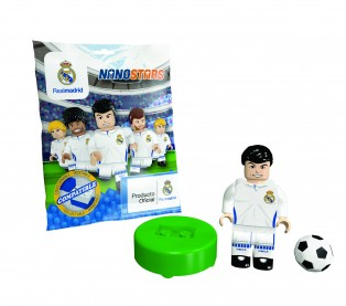 Nanostars Real Madrid figurine foil